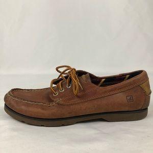 🌻SALE Sperry VTG Style Top Sider Boat Shoe Sz 8